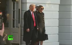 Дональд Трамп: Баяртай, удахгүй уулзацгаая