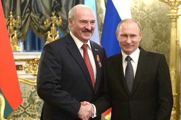 Лукашенко: Би Путиныг найзаа гэж боддог