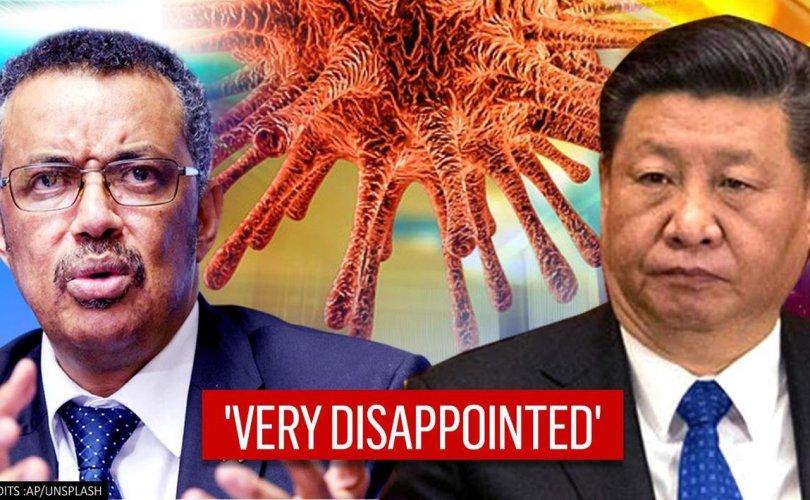 Хятад: ДЭМБ-ын багийн төлөвлөгөөг хэлэлцэх шаардлагатай