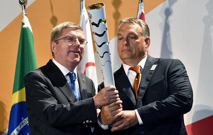 """Виктор Орбан """"Унгарт олимп зохион байгуулмаар байна"""""""