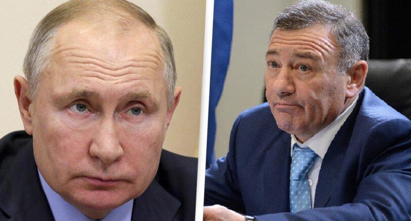 Аркади Ротенберг: Хар тэнгис дэх харш Путиных биш, минийх!