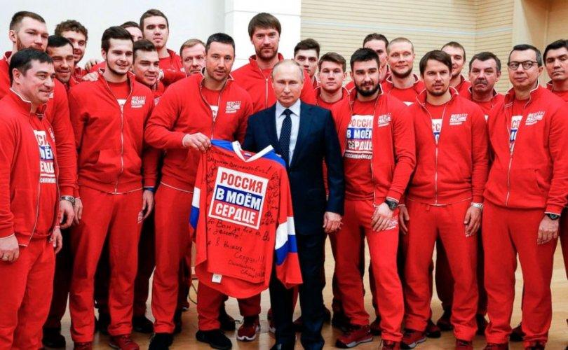 Оросын баг тамирчид covid-19-ийн вакцинд хамрагдана