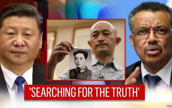 """""""Би Хятадын бүх худал хуурмагийг дэлгэмээр байна"""""""