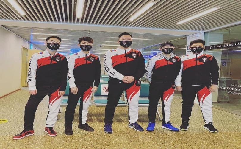 Жүдогийн шигшээтэй хамт цахим спортын баг Дохаг зорьжээ