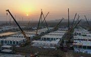 Хятадад 1500 өрөөтэй тусгаарлах эмнэлгийг 5 хоногт барьжээ