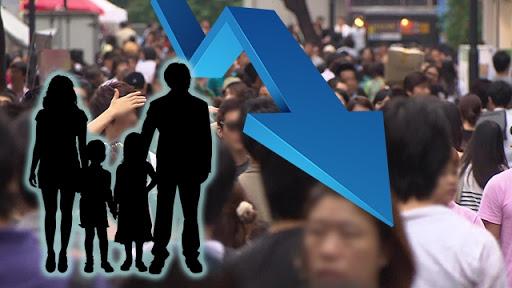 Өмнөд Солонгост анх удаа нас баралтын үзүүлэлт төрөлтөө давжээ