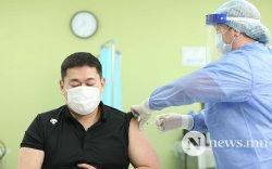 """""""Улсынхаа эрүүл мэнд, эдийн засгийн төлөө вакцинд хамрагдаарай"""""""