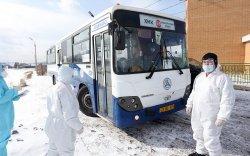 """""""Тусгай үйлчилгээ""""-нд 180 автобус зорчигч тээвэрлэж байна"""