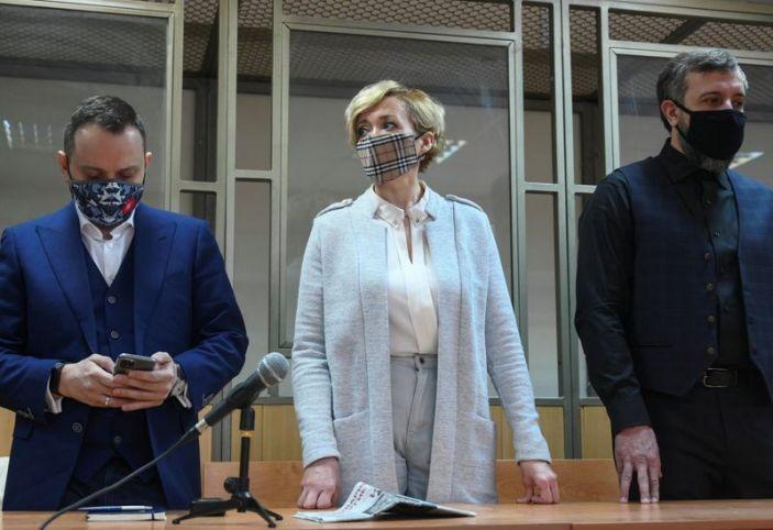 ОХУ Анастасия Шевченког гэрийн хорионоос суллажээ