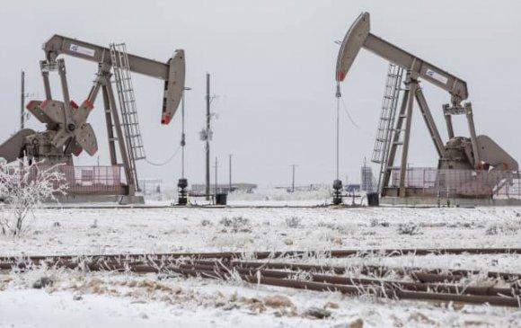 Хүйтэрснээс АНУ-д газрын тосны гарц 80 хувиар буурчээ