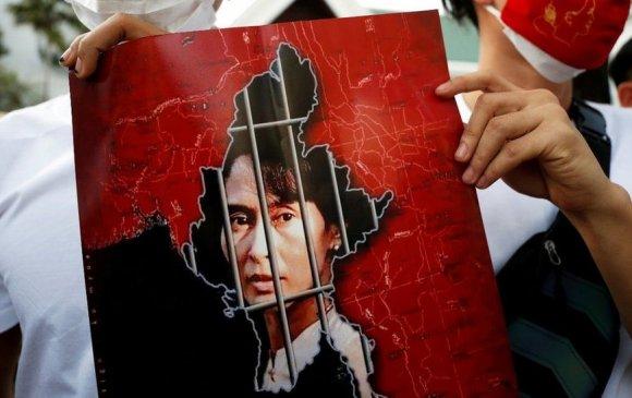 Мьянмарын төрийн эргэлтийн ард Хятад байж болзошгүй
