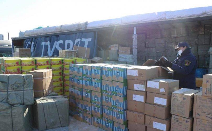 Хилээр 11.6 тонн чанаргүй бүтээгдэхүүн нэвтрүүлэхийг завджээ