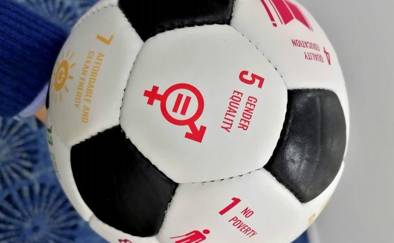 Монголоос FIFA-д арьсан бөмбөг нийлүүлэхээр ярилцаж байна