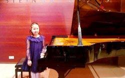 Төгөлдөр хуурч С.Саянцэцэгийн бяцхан шавь шагнал хүртэв