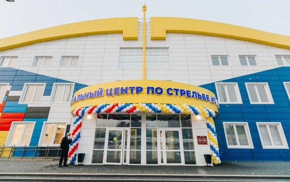 Улаан-Үдэд ОХУ-ын хэмжээнд цор ганц байт харвааны төв нээгдлээ