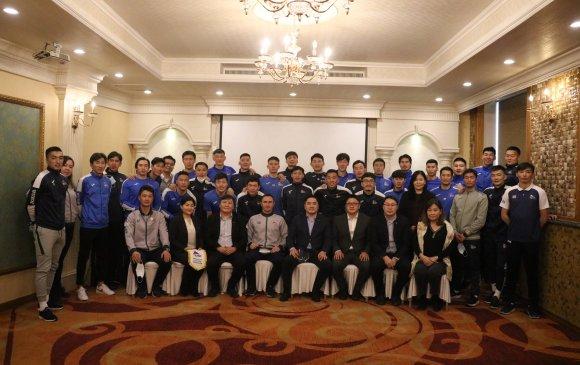 Жүдо болон хөлбөмбөгийн тамирчид Ташкентыг зорилоо