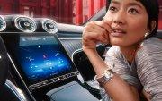 """Модель Ж.Энэрэл """"Mercedes-Benz"""" брэндийн нүүр царай болжээ"""