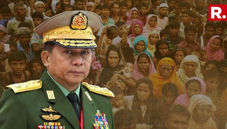 Мьянмарт төрийн эргэлт хийсэн генерал Мин Аун Хлаин