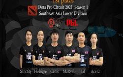 Монголын Lilgun баг Азийн тэмцээнд түрүүлж, 17 мянган долларын эзэд болов