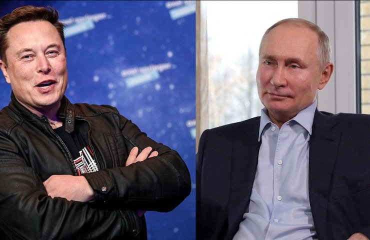 "Илон Маск Путиныг ""Clubhouse""-д урьжээ"