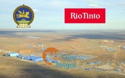 """Рио Тинто: """"Оюутолгой""""-н гэрээг шинэчлэхэд бэлэн"""