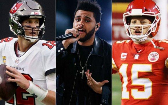 Super Bowl: Тампа Бэй Букканирс түрүүлж, Weeknd-ийн шоу чимэв
