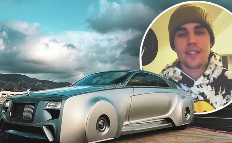 Жастин Бибер Rolls-Royce авч, мөрөөдлөө биелүүлэв