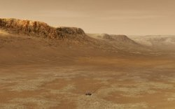 NASA: Дэлхийн зарим амьд биет Ангараг дээр түр амьдрах чадвартай