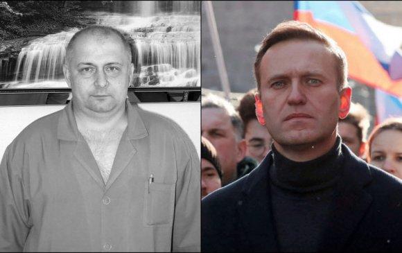 Навальныйг эмчилж байсан эмч нас баржээ