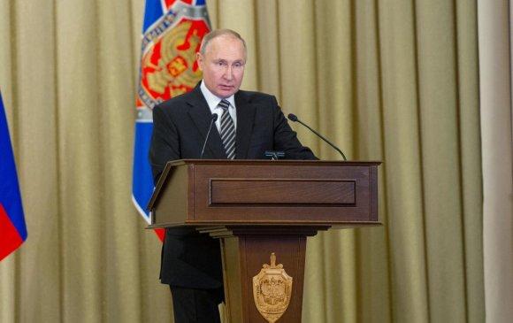 Путин: ОХУ-ын эсрэг оролдлогын хяналтаа нэмэгдүүл