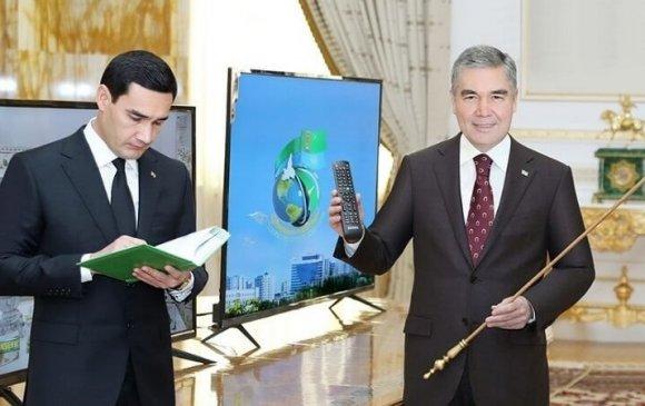 Туркменистаны Ерөнхийлөгч хүүгээ Шадар сайдаар томилжээ