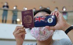 Их Британи хонгконгчуудад визний шинэ нөхцөл санал болгож байна