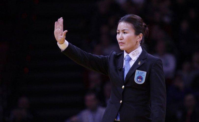 """""""Токио-2020"""" олимпийн жүдо бөхийн тэмцээнийг Монгол бүсгүй шүүнэ"""
