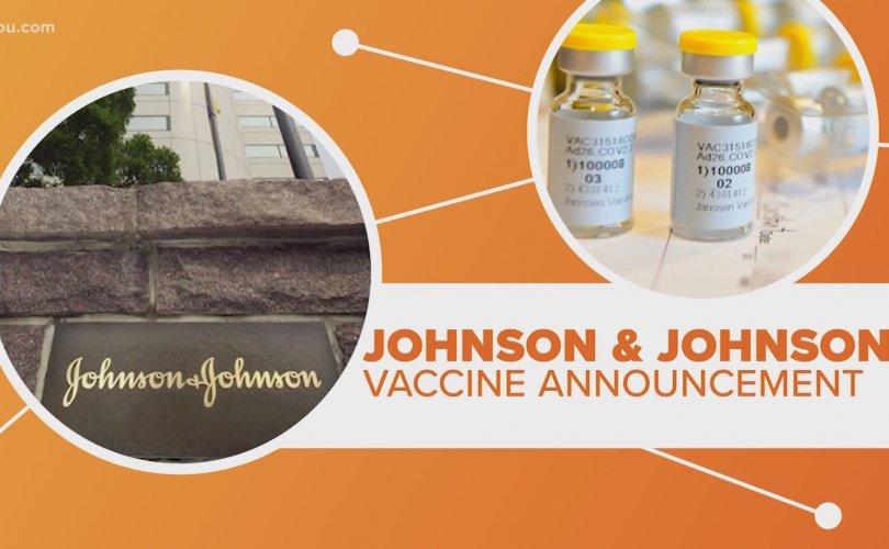 """АНУ """"Johnson & Johnson""""-ий вакциныг аюулгүй гэж дүгнэлээ"""