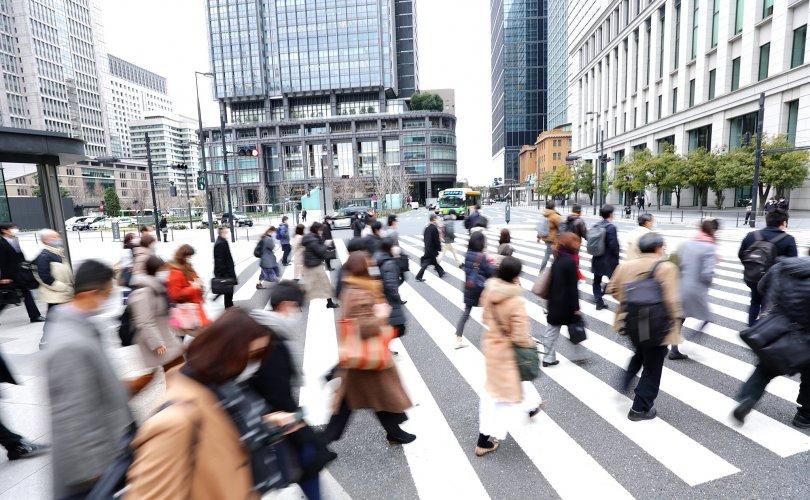 Япон улс ганц бие хүмүүсээ тоолно