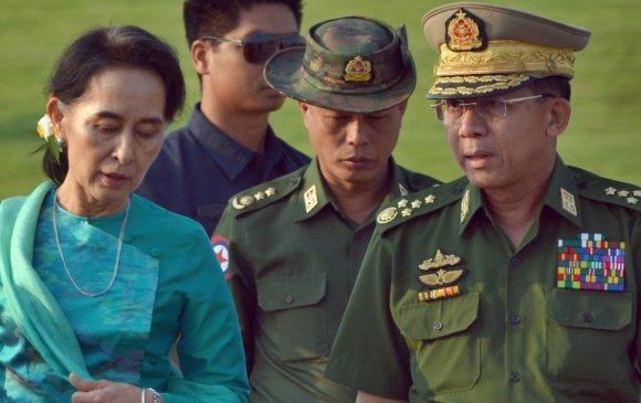Мьянмар дахин цэргийнхний эрхшээлд оров