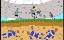 Үхлийн хөндийд явагдах Катарын хөлбөмбөгийн ДАШТ