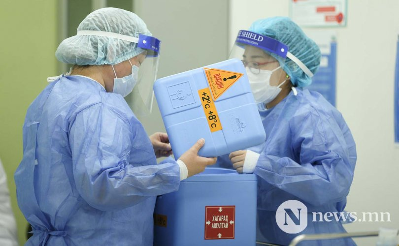Covid-19оношлогдсоноос 1 сарын дараа вакцин хийлгэж болно