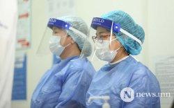 400 гаруй эмч, эмнэлгийн ажилтан Covid-19 халдвараар өвчилжээ