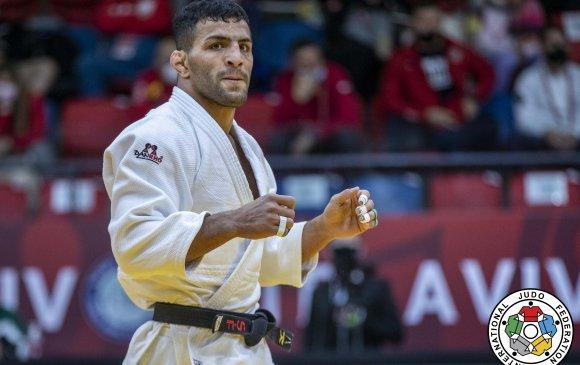 Саид Моллаей Тел Авивын Гранд Сламаас мөнгөн медаль хүртэв
