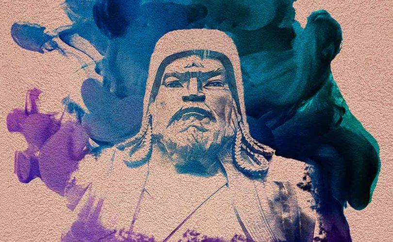 Чингис хаан тарваган тахлаар нас барсан гэж таамаглажээ