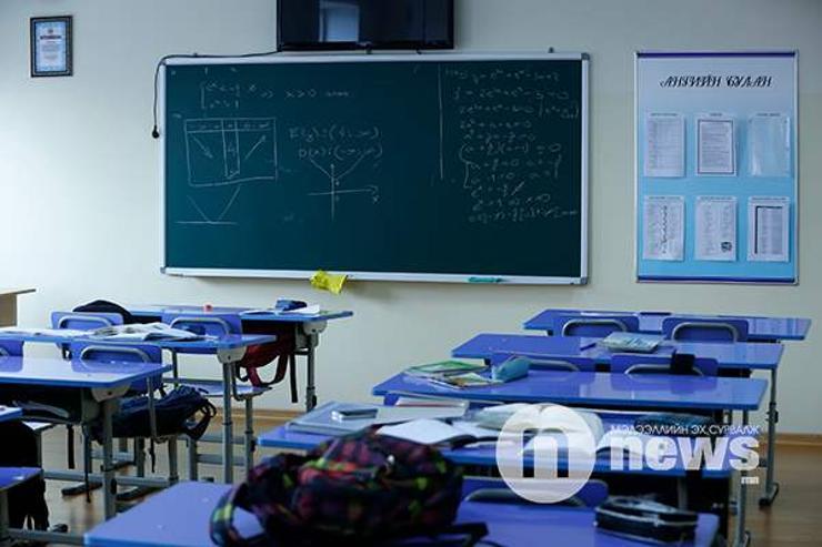 Орон нутагт цэцэрлэг, сургуулийн 482 мянга гаруй хүүхэд танхимаар хичээллэнэ