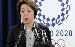 Токио-2020: Сэйко Хашимото Ёширо Моригийн халааг авлаа