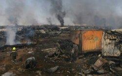 Афганистан, Ираны хил дээр шатахуун тээвэрлэгч 500 машин дэлбэрчээ