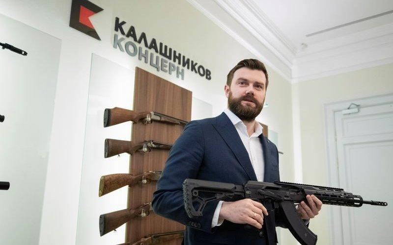 Калашников компани АК-203 бууг Энэтхэгт үйлдвэрлэнэ