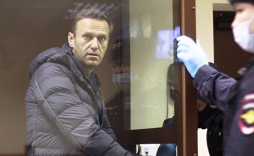 Навальный: Путины утсан хүүхэлдэйнүүд тамд шатаг