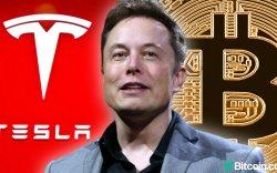 """""""Tesla"""" компани 1.5 тэрбум ам.доллараар биткоин худалдан авчээ"""