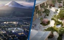 Японы анхны ухаалаг хотыг Тоёота байгуулна
