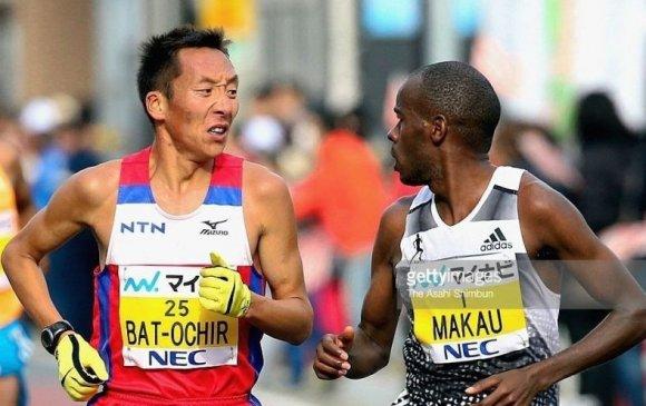 Марафонч Б.Сэр-Од Токиогийн олимпод оролцох эрхээ авлаа