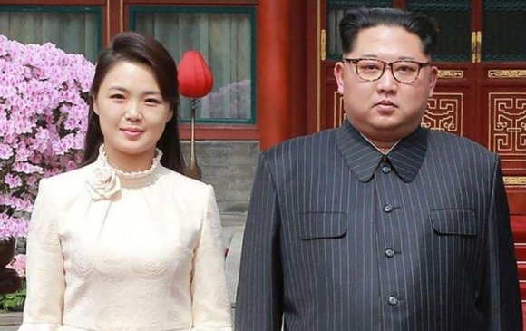 Умард Солонгосын тэргүүн хатагтай Ри Соль Жү